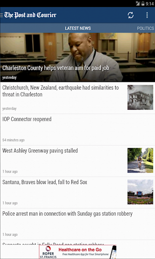 Post Courier Charleston
