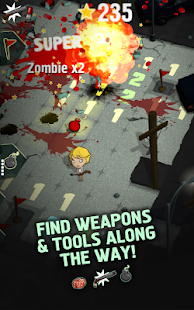 Zombie Minesweeper - screenshot thumbnail