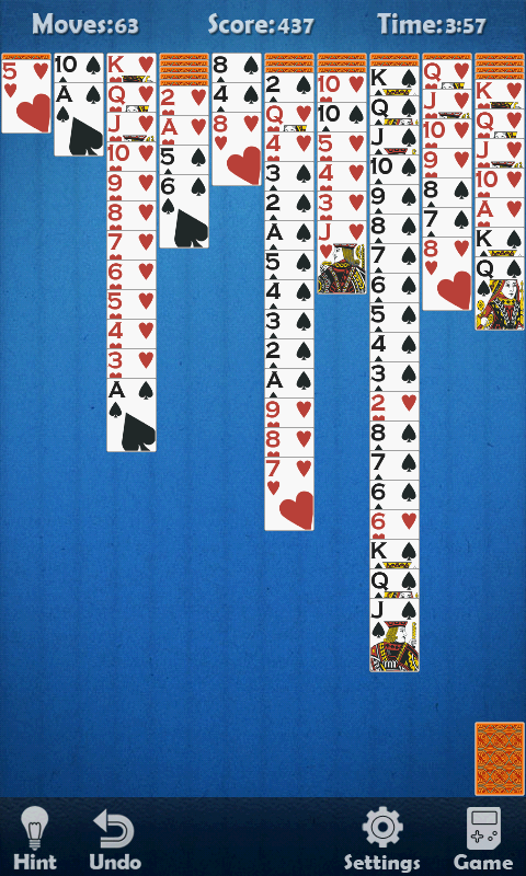 Solitaire Classic - screenshot