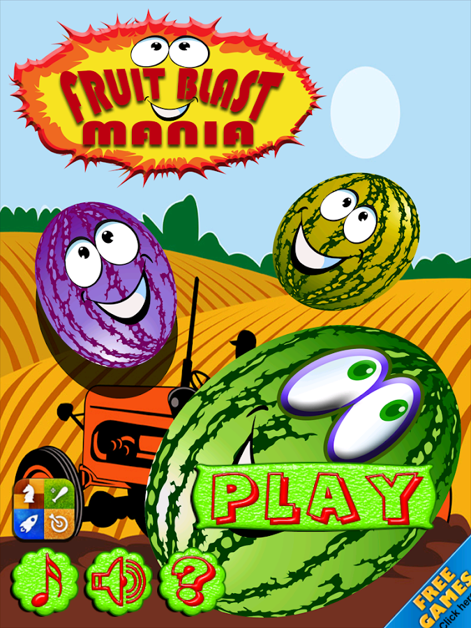 Fruit Blast Mania: Melon Tap- screenshot