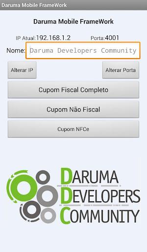 Daruma Mobile FrameWork