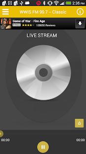 WWIS-FM 99.7 - screenshot thumbnail