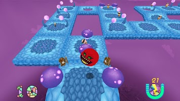 Screenshot of Ball of Woe