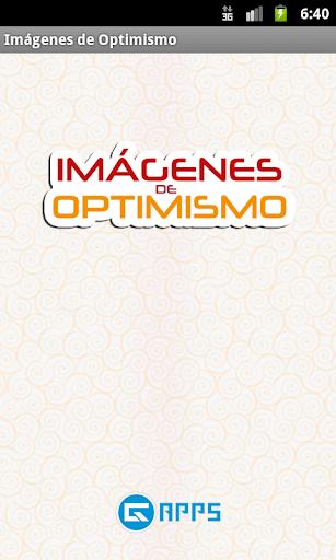 Imagenes de optimismo
