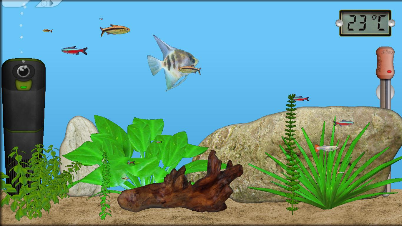 Aquarium fish android apps on google play for Fish tank game