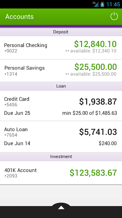 New Mexico Bank & Trust - screenshot