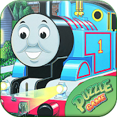 Thomas Friends Puzzle Game