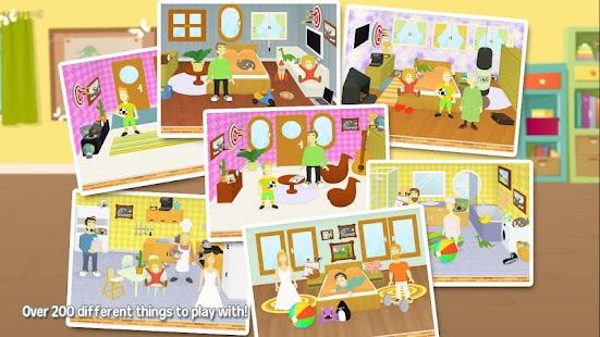 Můj dům - zábava pro děti - náhled