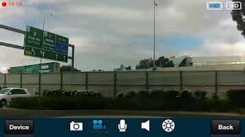 Screenshot of SwannEye HD