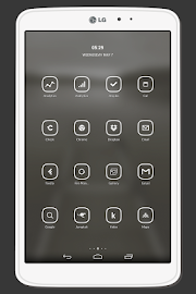 Banded Icon Pack Screenshot 6