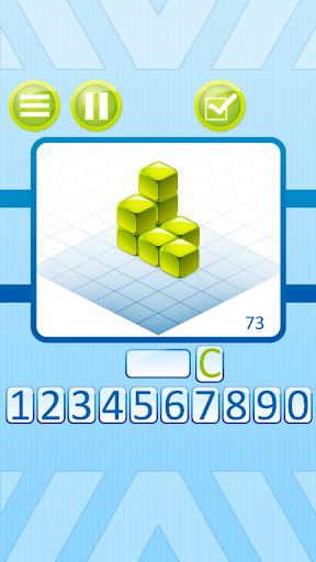 Block Counting For Kids