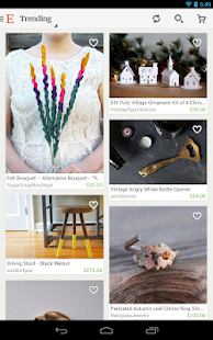 Etsy - screenshot thumbnail