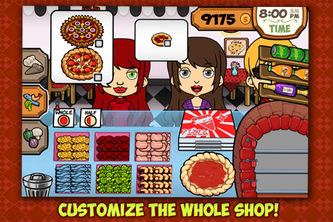 My Pizza Shop - Italian Pizzeria Management Game 1.0.17 screenshots 3