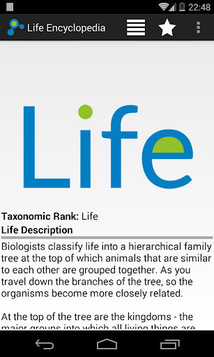 Life Encyclopedia