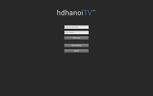 HDHanoi HDPlayer - screenshot thumbnail