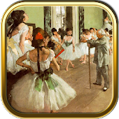 Famous Artists: Edgar Degas