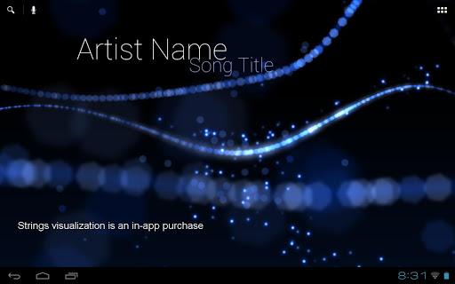 Audio Glow Live Wallpaper  screenshots 11
