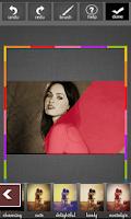 Screenshot of Photo Color Effect