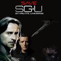 Save Stargate Universe logo
