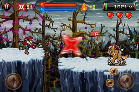 Devil Ninja (Xmas) - screenshot thumbnail