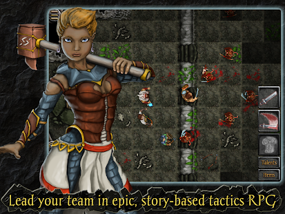 Heroes of Steel RPG Screenshot 10