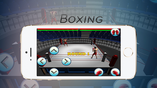 Virtual Super Boxing 3D