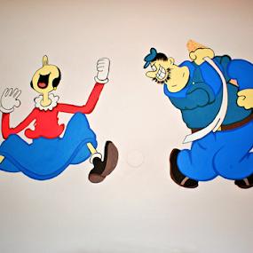 by Branka Radmanić - Illustration Cartoons & Characters ( tonemapped, natural )