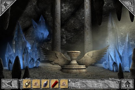 Cryptic Caverns HD- screenshot thumbnail