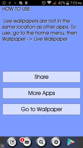 Full Screen Wallpaper