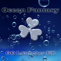 Theme GOLauncher Ocean Fantasy logo