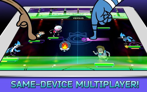 Grudgeball - Regular Show v1.0.3