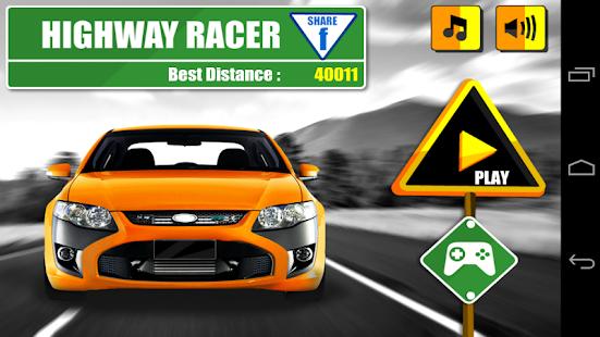 Highway Racer Free