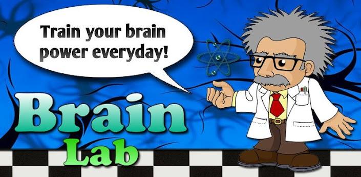 Игры разума IQ тест (Brain lab - mind games IQ test) скачать головоломку на android