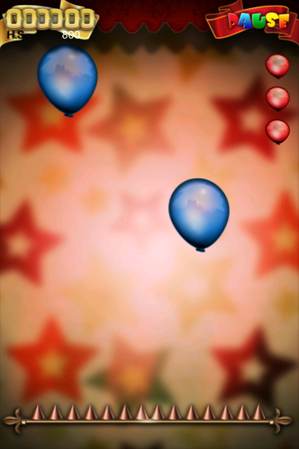 Circus Bloons - screenshot