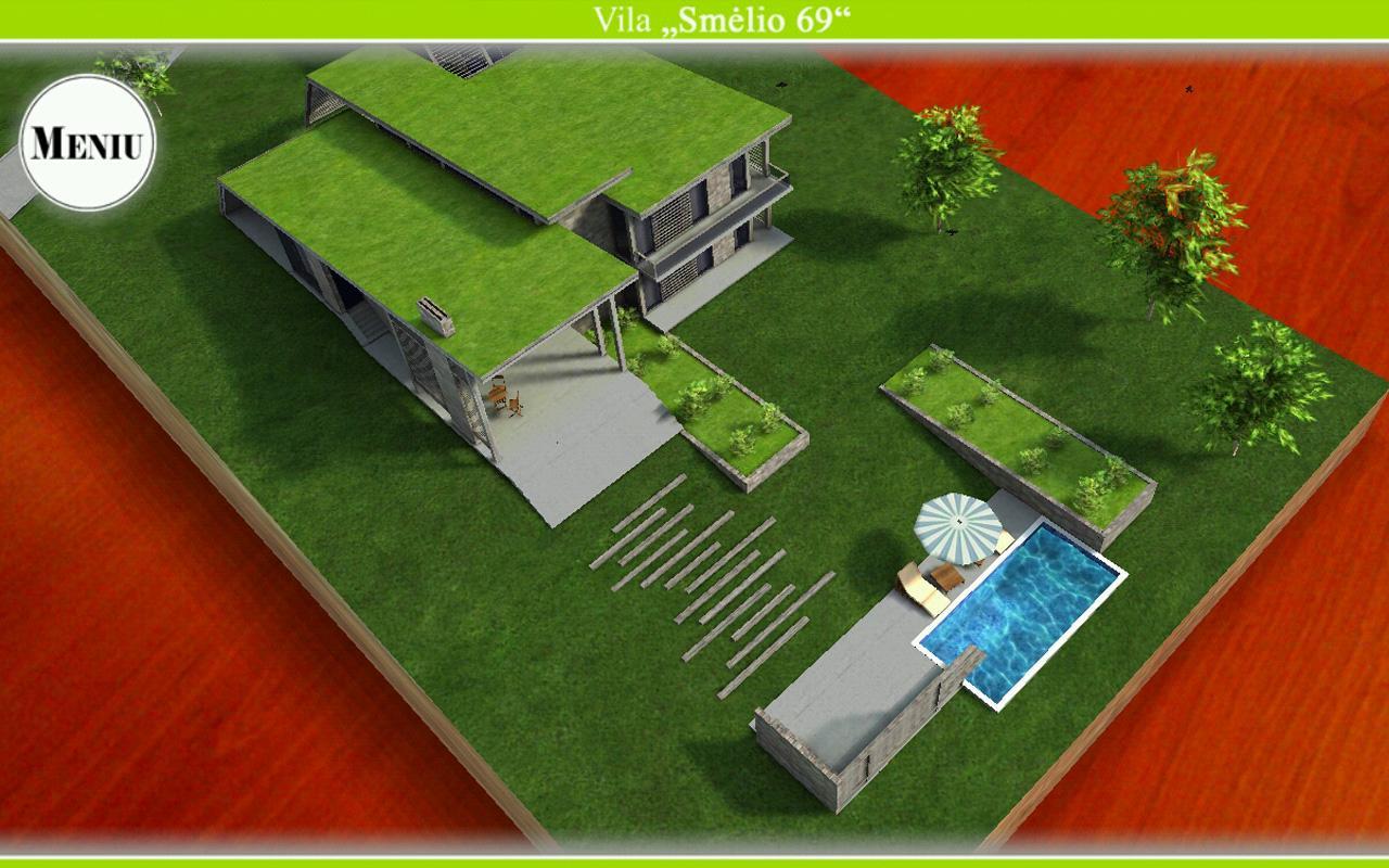 Miesto Vila- screenshot