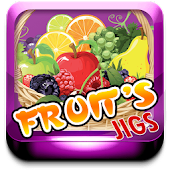 PUZZLE THE FRUITS-JIGSAW GAME