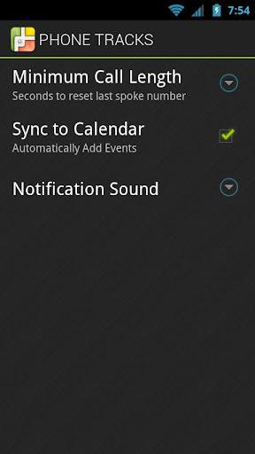 【免費通訊App】Phone Tracks-APP點子
