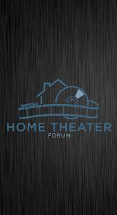 Home Theater Forum- screenshot thumbnail