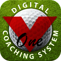 V1 Golf for Android logo
