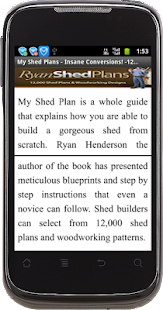 App my shed plans apk for windows phone android games for My shed app