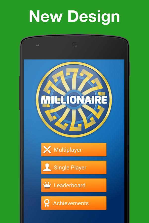 Millionaire- screenshot