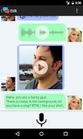Screenshot of Talk4fun