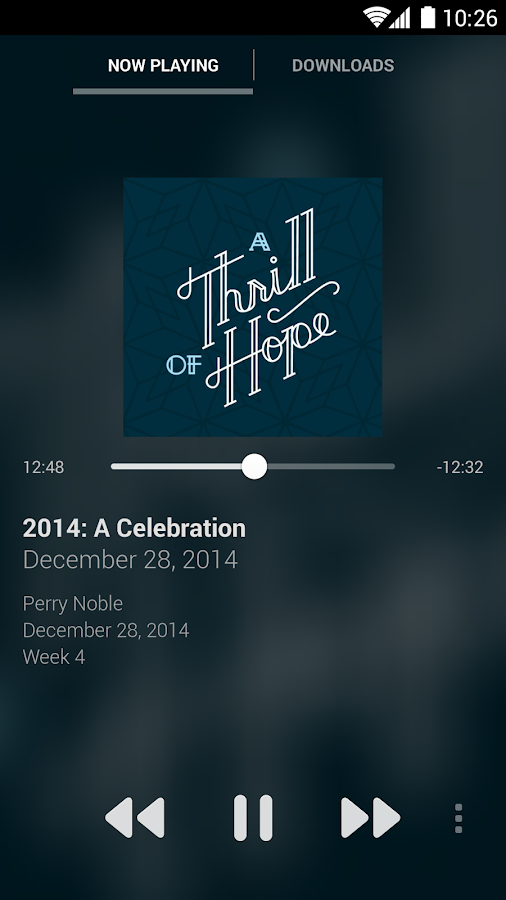 NewSpring Church - screenshot