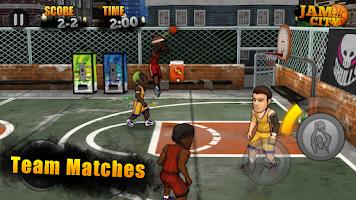 Screenshot of Jam City Basketball