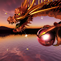 Dragon of Mt. Fuji 360° icon