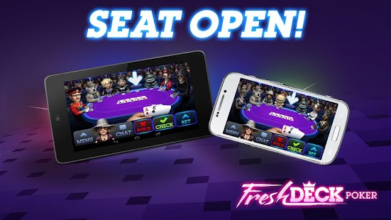 Fresh Deck Poker - Live Holdem - screenshot thumbnail