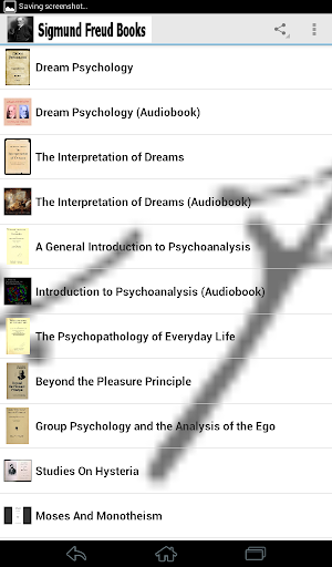 Sigmund Freud Books Audio