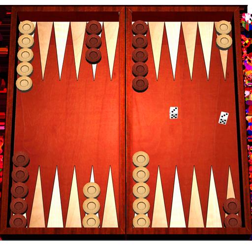 Backgammon Mighty 棋類遊戲 App LOGO-硬是要APP