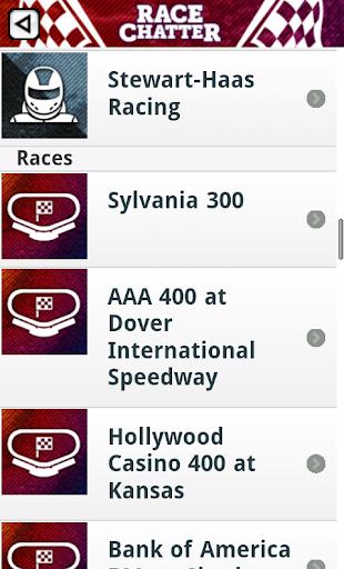 Race Chatter Beta