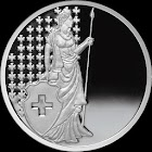 Silver Coin HD icon